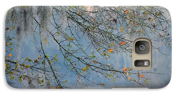 Galaxy Case featuring the photograph Flint River 29 by Kim Pate