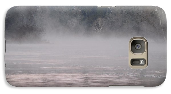 Galaxy Case featuring the photograph Flint River 3 by Kim Pate