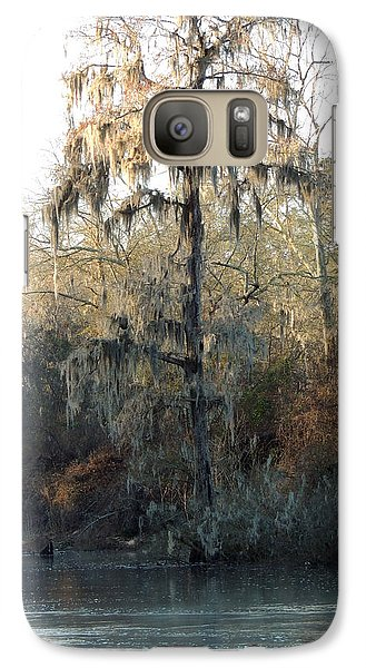 Galaxy Case featuring the photograph Flint River 30 by Kim Pate