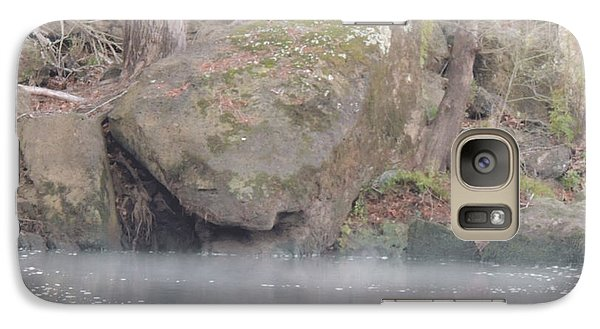 Galaxy Case featuring the photograph Flint River 5 by Kim Pate