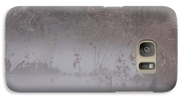 Galaxy Case featuring the photograph Flint River 7 by Kim Pate