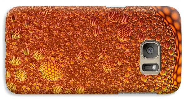 Galaxy Case featuring the photograph Floating by Trena Mara