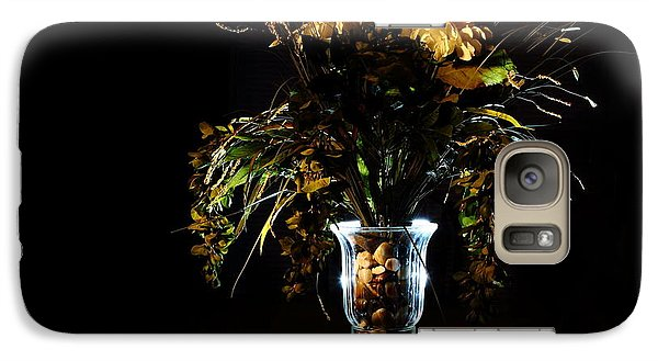 Galaxy Case featuring the photograph Floral Arrangement by David Andersen