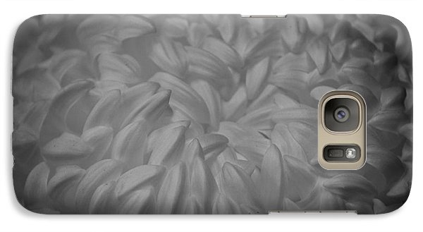 Galaxy Case featuring the photograph Floral Caress by Mary Zeman