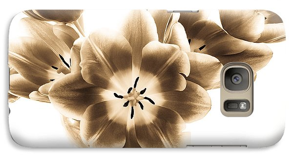 Galaxy Case featuring the photograph Floral Delight by Anita Oakley