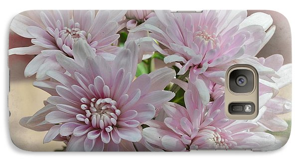 Galaxy Case featuring the photograph Floral Dream by Michelle Meenawong