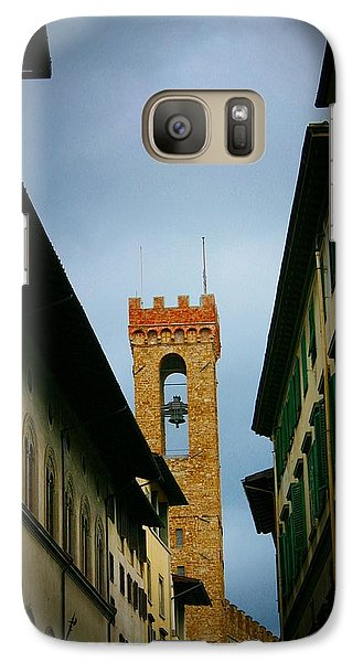 Galaxy Case featuring the photograph Florence  by Henry Kowalski