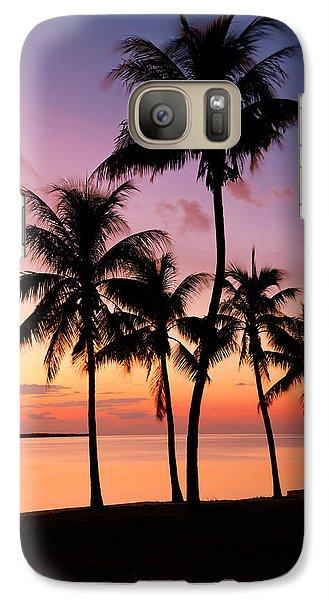 Beach Galaxy S7 Case - Florida Breeze by Chad Dutson