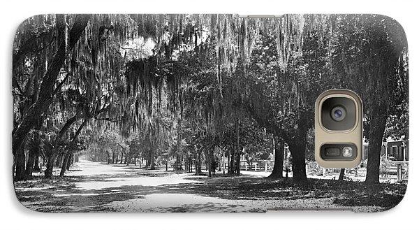 Galaxy Case featuring the photograph Florida Daytona, C1901 by Granger