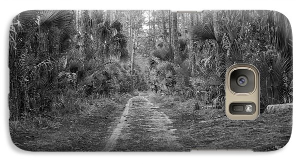 Galaxy Case featuring the photograph Florida Forest  Lan 381 by G L Sarti