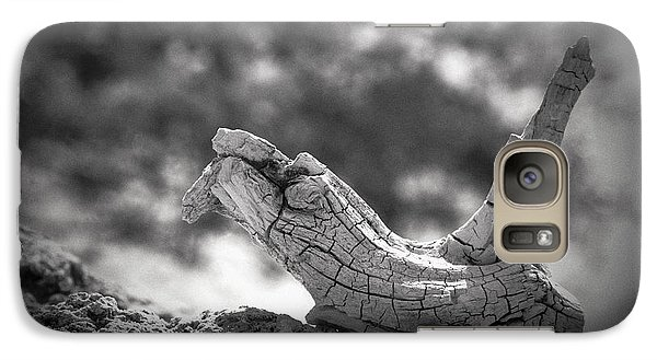 Galaxy Case featuring the photograph Florida Keys Driftwood by Bradley R Youngberg