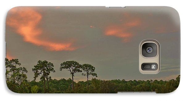 Galaxy Case featuring the photograph Florida Landscape by Lynda Dawson-Youngclaus