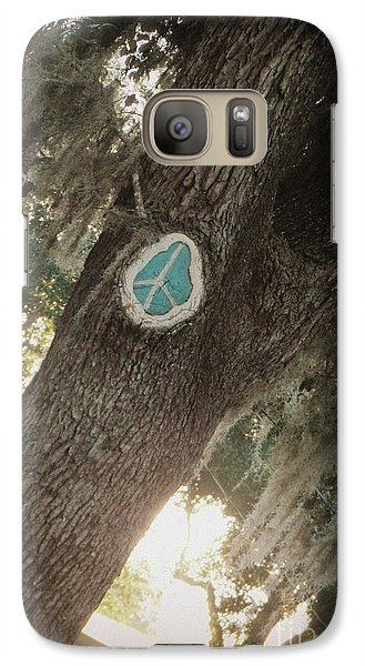 Galaxy Case featuring the photograph Florida Peace by Valerie Reeves