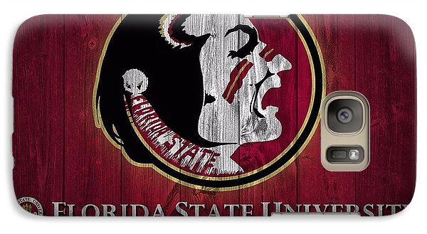 Florida State Galaxy S7 Case - Florida State University Barn Door by Dan Sproul