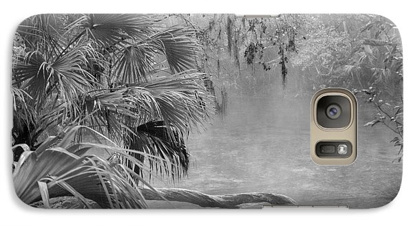 Galaxy Case featuring the photograph Florida Swamp Lan 382 by G L Sarti