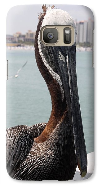 Galaxy Case featuring the photograph Florida's Finest Bird by David Nicholls