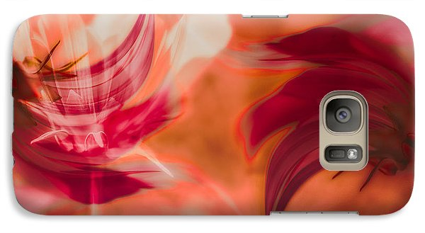 Galaxy Case featuring the photograph Flow by Jacqui Boonstra