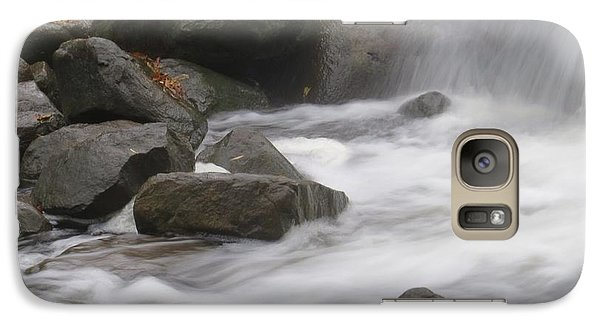 Galaxy Case featuring the photograph Flow by Nikki McInnes