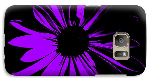 Galaxy Case featuring the digital art Flower 10 by Maggy Marsh