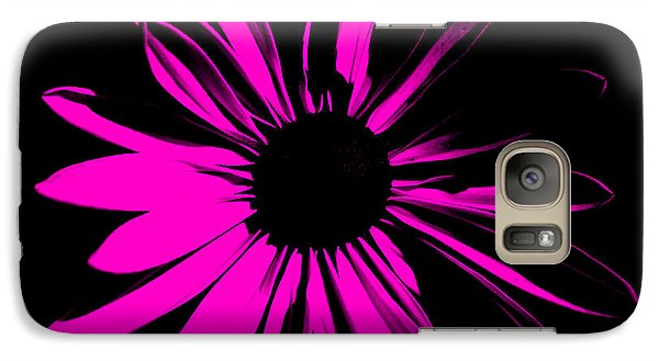 Galaxy Case featuring the digital art Flower 6 by Maggy Marsh