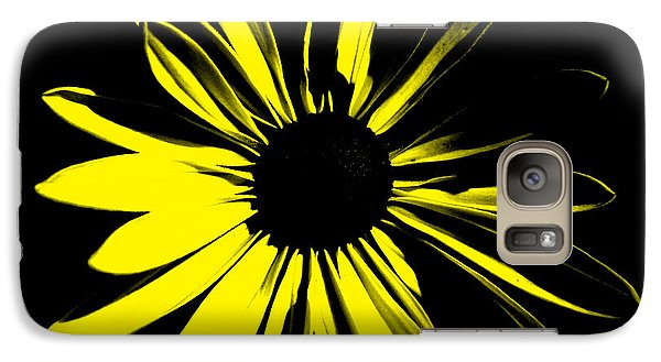 Galaxy Case featuring the digital art Flower 8 by Maggy Marsh