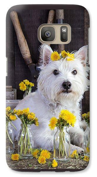 Flower Child Galaxy S7 Case