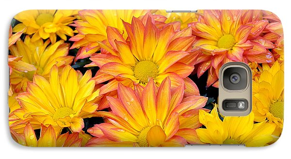 Galaxy Case featuring the photograph Flower  by Gandz Photography