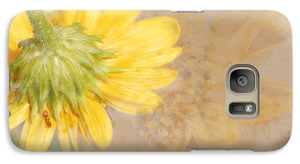 Galaxy Case featuring the photograph Flower Rhythm by Susan D Moody