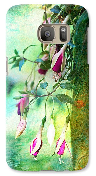 Galaxy Case featuring the photograph Flowers Bloom And Flowers Wither by John Rivera