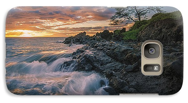 Galaxy Case featuring the photograph Fluid Motion by Hawaii  Fine Art Photography