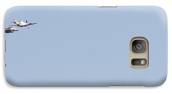 Galaxy Case featuring the photograph Fly Away by David S Reynolds