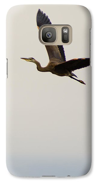 Galaxy Case featuring the photograph Fly Away by Erin Kohlenberg