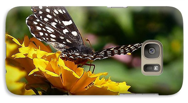 Galaxy Case featuring the photograph Fly Away by Julia Hassett