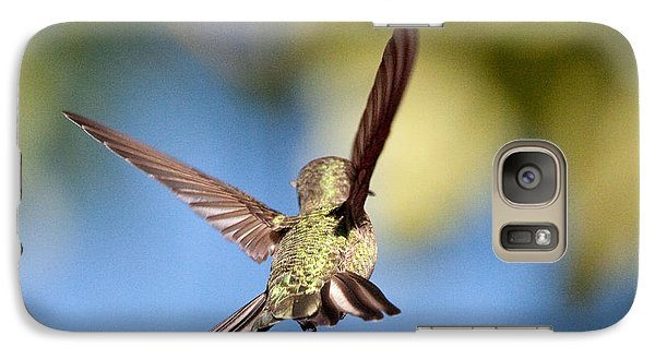Fly Away With Me Galaxy S7 Case by Nathan Rupert