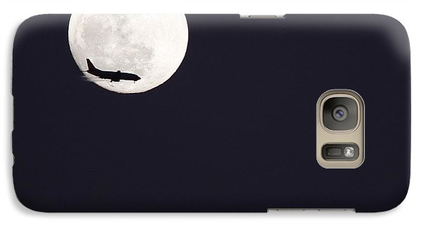 Fly Me To The Moon Galaxy S7 Case by Nathan Rupert