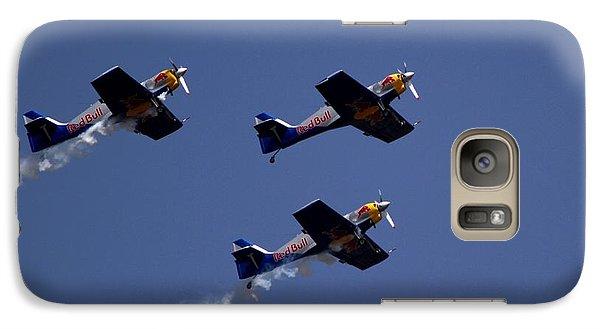 Galaxy Case featuring the photograph Flying Bulls by Ramabhadran Thirupattur
