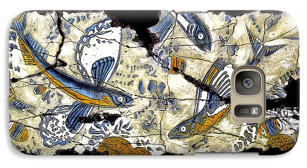 Flying Fish No. 3 Galaxy S7 Case