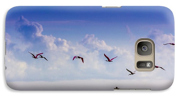 Flying Free Galaxy S7 Case by Marvin Spates