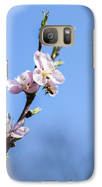 Galaxy Case featuring the photograph Flying High by Amber Kresge