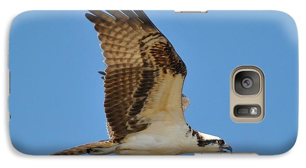 Galaxy Case featuring the photograph Flying Off by Michele Kaiser