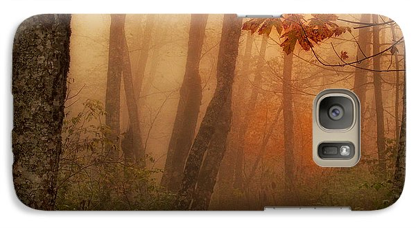 Foggy Autumn Galaxy S7 Case