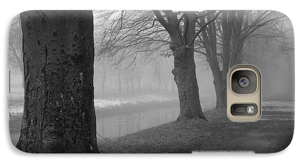 Galaxy Case featuring the photograph Foggy Day by Randi Grace Nilsberg