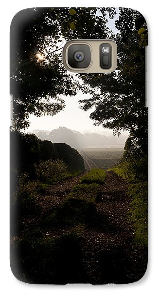 Galaxy Case featuring the photograph Follow The Path by David Isaacson