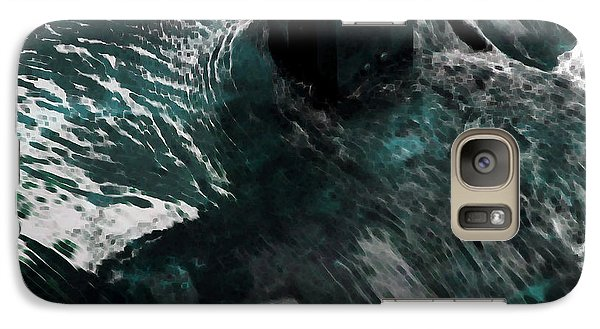 Galaxy Case featuring the photograph Follow The Tao by Lauren Radke