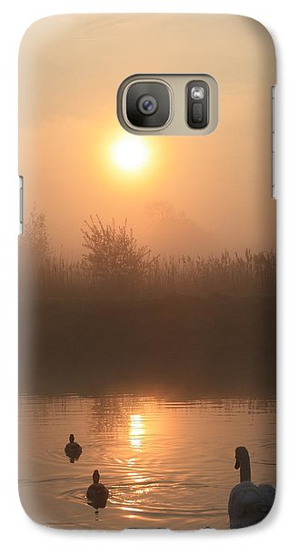Galaxy Case featuring the photograph Follow Us by Linsey Williams