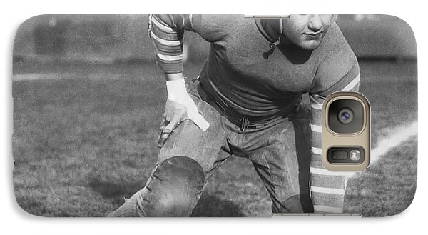 Football Fullback Player Galaxy S7 Case