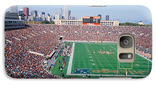 Soldier Field Galaxy S7 Case - Football, Soldier Field, Chicago by Panoramic Images