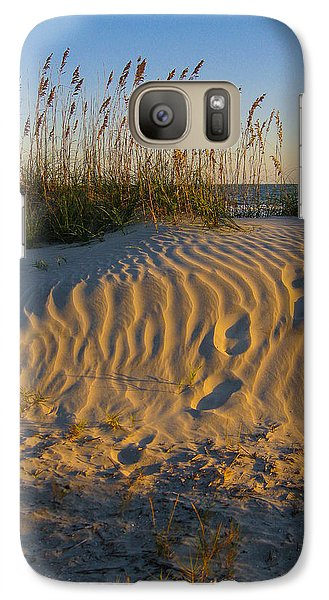 Galaxy Case featuring the photograph Footprints by Patricia Schaefer