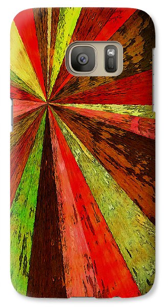 Galaxy Case featuring the digital art For Heather by Matt Lindley