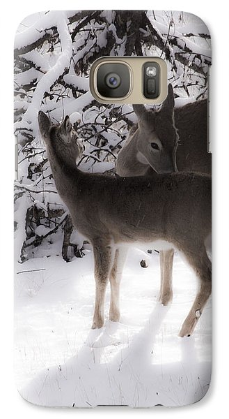 Galaxy Case featuring the photograph For The Love by Janie Johnson